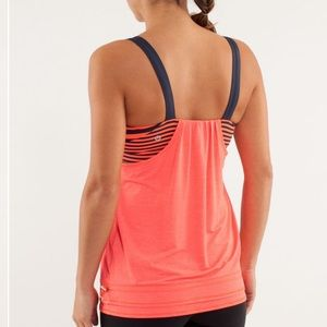 Lululemon Back On Track Tank
